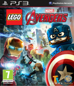 LEGO Marvel Avengers (PS3)