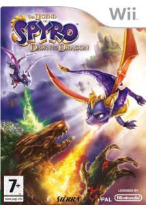 The Legend of Spyro: Dawn of the Dragon (Bazar/ Wii)