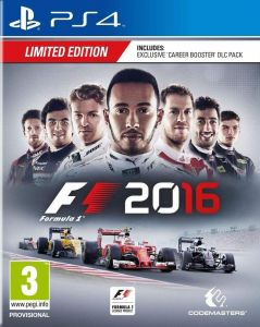 F1 2016 /Limited Edition/ (Bazar/ PS4)