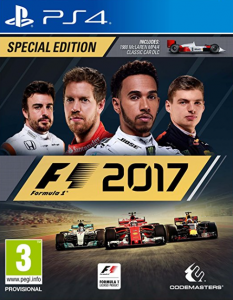 F1 2017 /Spec. Edition/ (Bazar/ PS4)