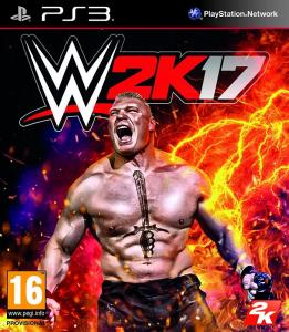 WWE 2K17 (Bazar/ PS3)
