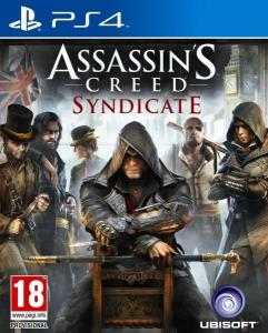 Assassins Creed Syndicate (PS4) - CZ