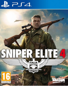 Sniper Elite 4 (Bazar/ PS4)