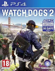 Watch Dogs 2 (Bazar/ PS4)