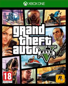 Grand Theft Auto V /GTA V/ - Premium Edition (Bazar/ Xbox One)