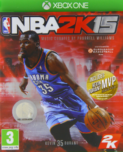 NBA 2K15 (Bazar/ Xbox One)