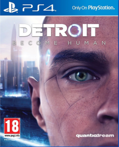 Detroit: Become Human (PS4) - CZ