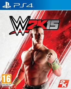 WWE 2K15 (Bazar/ PS4)