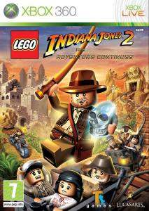 LEGO Indiana Jones 2: The Adventure Continues (Bazar/ Xbox 360)