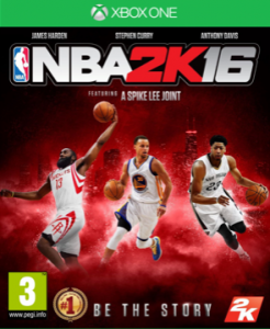 NBA 2K16 (Bazar/ Xbox One)