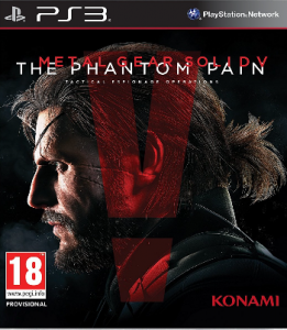 Metal Gear Solid V: The Phantom Pain (Bazar/ PS3)