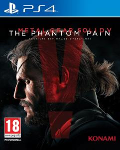 Metal Gear Solid V: The Phantom Pain (Bazar/ PS4)