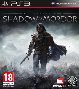 Middle-Earth: Shadow of Mordor (Bazar/ PS3)