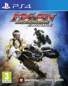 MX Vs ATV Supercross (Bazar/ PS4)