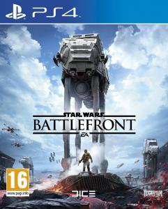 Star Wars Battlefront (Bazar/ PS4)