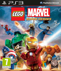 LEGO Marvel Super Heroes (Bazar/ PS3)