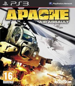 Apache Air Assault (Bazar/ PS3)