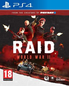 RAID: World War II (PS4)