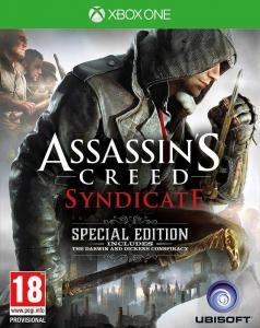 Assassins Creed Syndicate /Special Edition/ (Bazar/ Xbox One)
