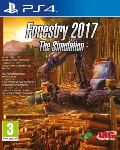 Forestry 2017: The Simulation (Bazar/ PS4)