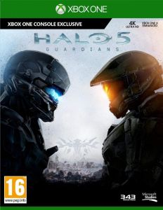 Halo 5: Guardians (Bazar/ Xbox One)