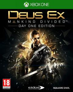 Deus Ex: Mankind Divided Day One Edition (Bazar/ Xbox One)