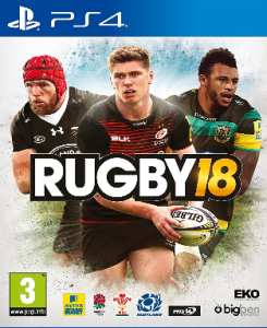 Rugby 18 (Bazar/ PS4)