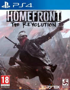 Homefront: The Revolution (Bazar/ PS4)