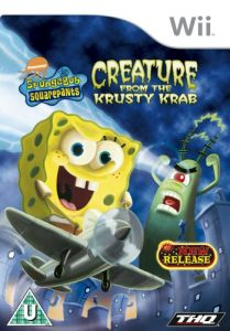 SpongeBob SquarePants: Creature from the Krusty Krab (Bazar/ Wii)