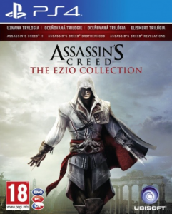 Assassins Creed: The Ezio Collection (Bazar/ PS4)