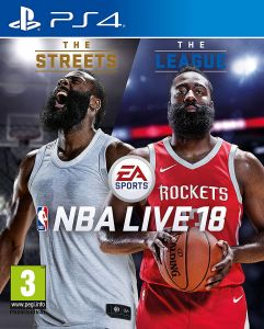 NBA Live 18 (Bazar/ PS4)