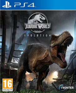 Jurassic World Evolution (Bazar/ PS4)