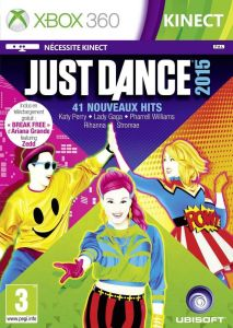 Just Dance 2015 (Bazar/ Xbox 360) - FR
