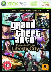 GTA Episodes From Liberty City (Bazar/ Xbox 360)
