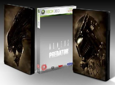 Aliens vs Predator /Steelbook Survivor Edition/ (Xbox 360)