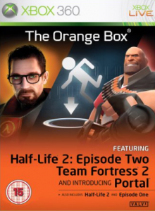 Half Life 2: The Orange Box (Bazar/ Xbox 360)