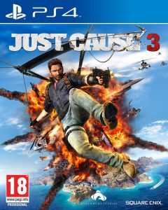 Just Cause 3 (Bazar/ PS4)