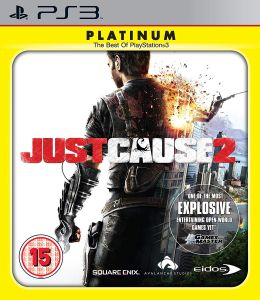 Just Cause 2 (Bazar/ PS3)