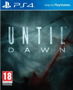 Until Dawn (Bazar/ PS4) - CZ