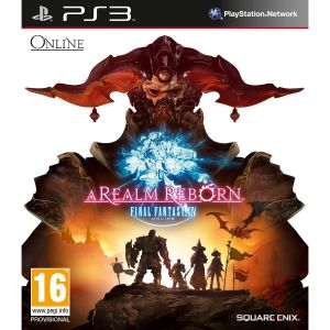Final Fantasy XIV Online - Realm Reborn (Bazar/ PS3)