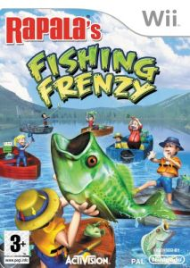 Rapala Fishing Frenzy (Bazar/ Wii) - ESP