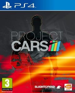 Project Cars (Bazar/ PS4)