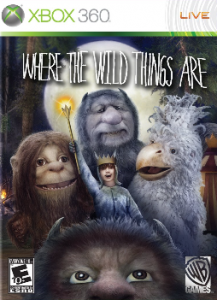 Where The Wild Things Are (Bazar/ Xbox 360)