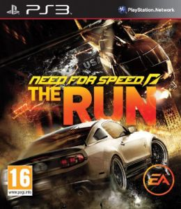 Need for Speed: The Run (Bazar/ PS3) - CZ