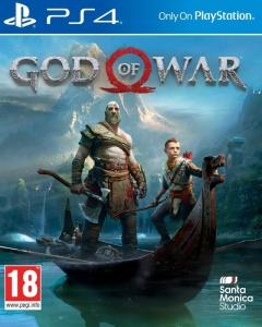 God of War (Bazar/ PS4) - CZ