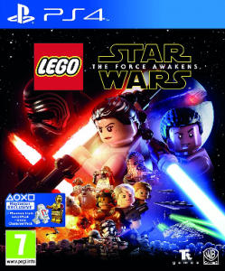 LEGO Star Wars: The Force Awakens (Bazar/ PS4)