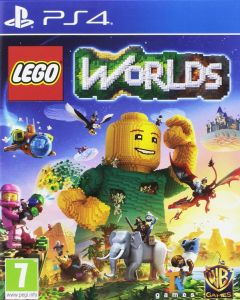 LEGO Worlds (Bazar/ PS4)