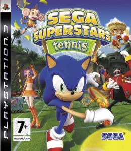 Sega Superstars Tennis (Bazar/ PS3)