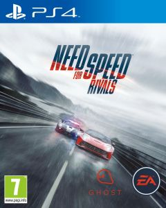 Need For Speed Rivals (Bazar/ PS4)