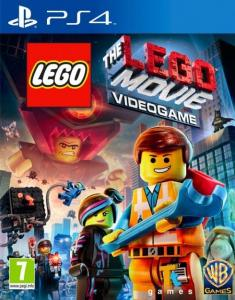 LEGO Movie Videogame (Bazar/ PS4)